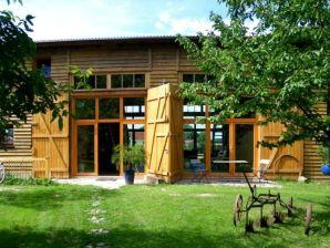 Ferienwohnung 4 im Atriumhaus in Refugium Uckermark