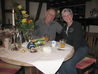 Ihr Gastgeber Marie-Theres & Alfons Scheid