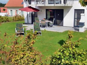 Ferienwohnung Villa Hügel - EG