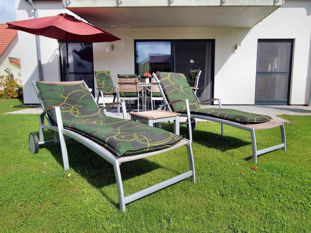 ferienwohnung villa h gel luxus eg wohnung fleesensee. Black Bedroom Furniture Sets. Home Design Ideas