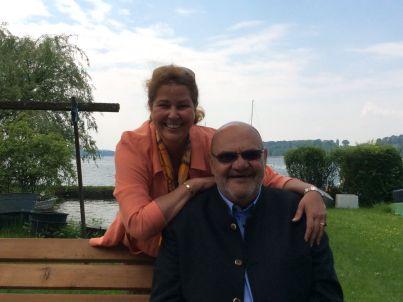 Ihr Gastgeber Frank und Anja Kentgens/Bleck-Kentgens