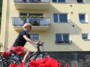 Holiday apartment Ferienwohnung Burg Katz