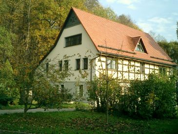 Holiday apartment Hegemühle Forest Guesthouse