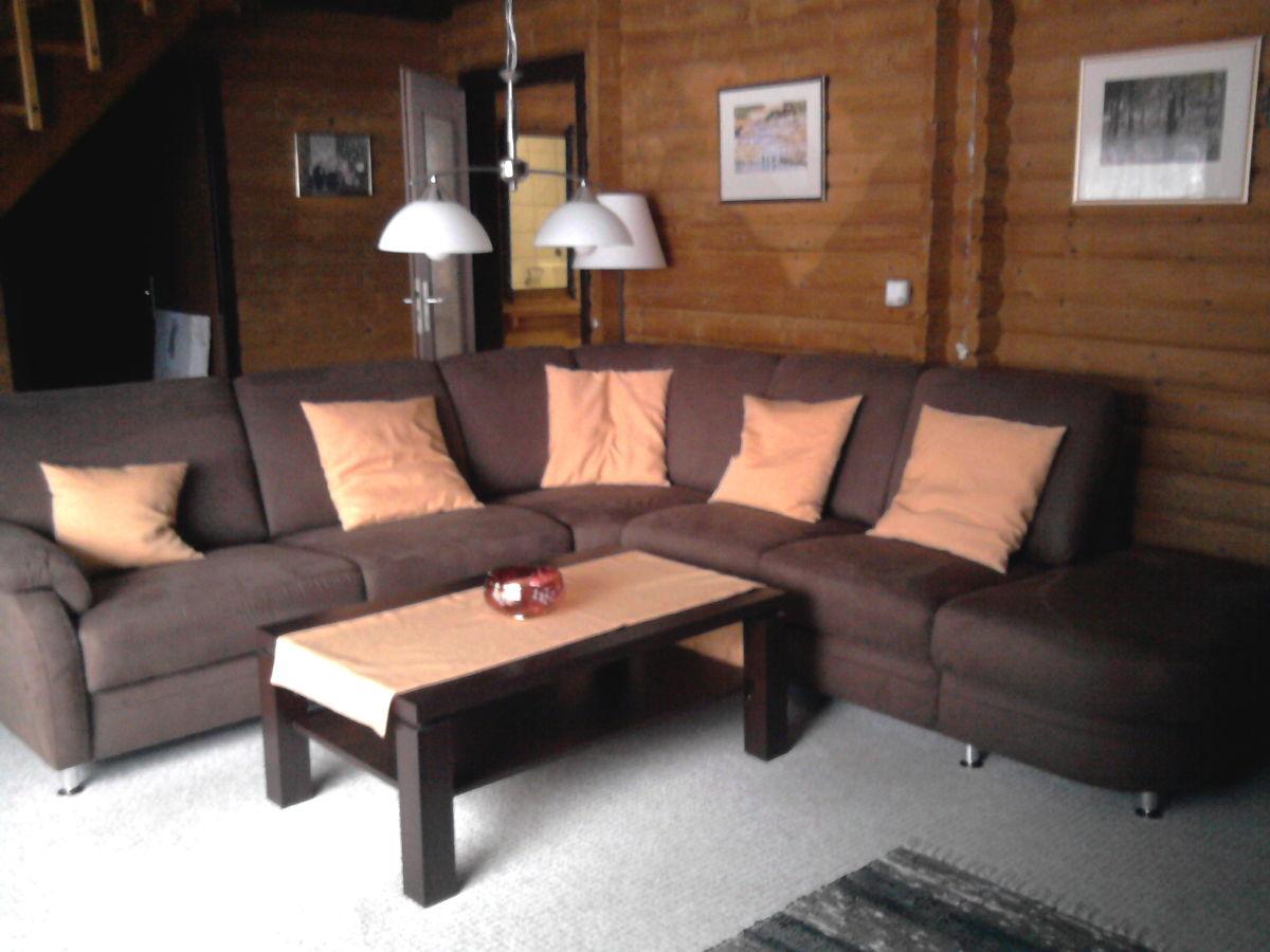 Ferienwohnung 26og im feriendorf am hohen bogen for Sitzecke wohnzimmer