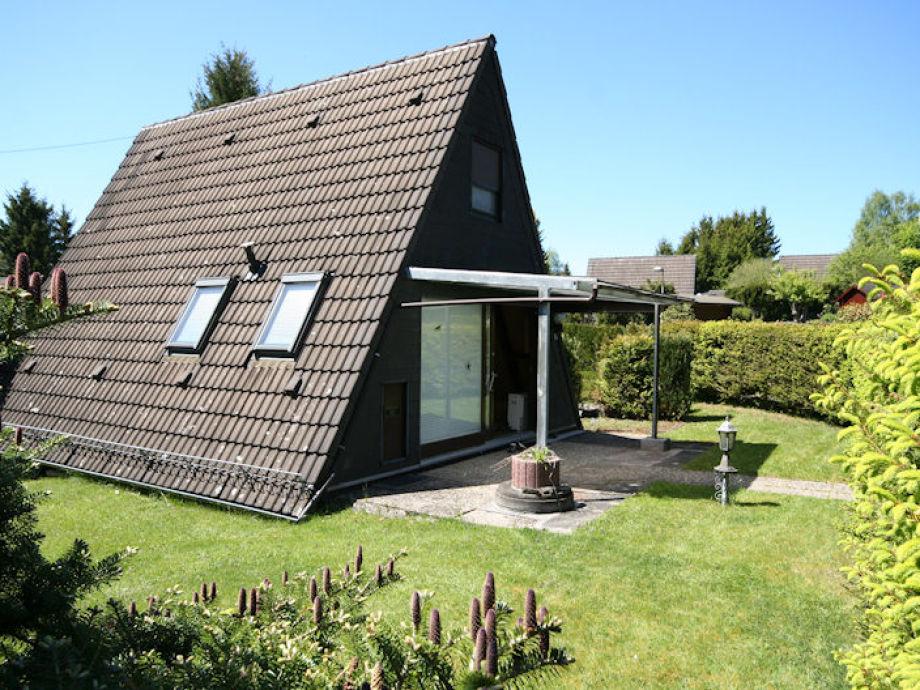 Das Nurdachhaus