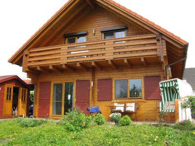 Gemütliches Holzferienhaus