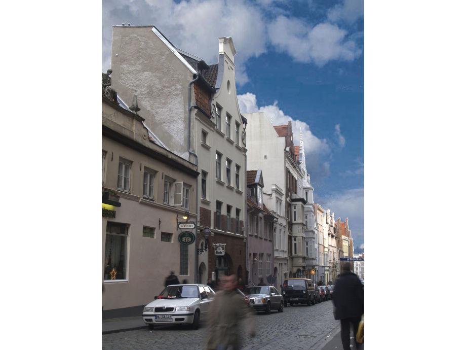 Ferienwohnung in Lübeck
