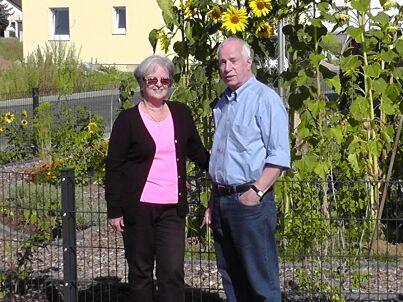 Ihr Gastgeber Bettina und Rico Fackelmann