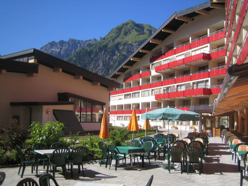 Holiday apartment Aparthotel Kleinwalsertal ter Braak apartment with free summer lifts