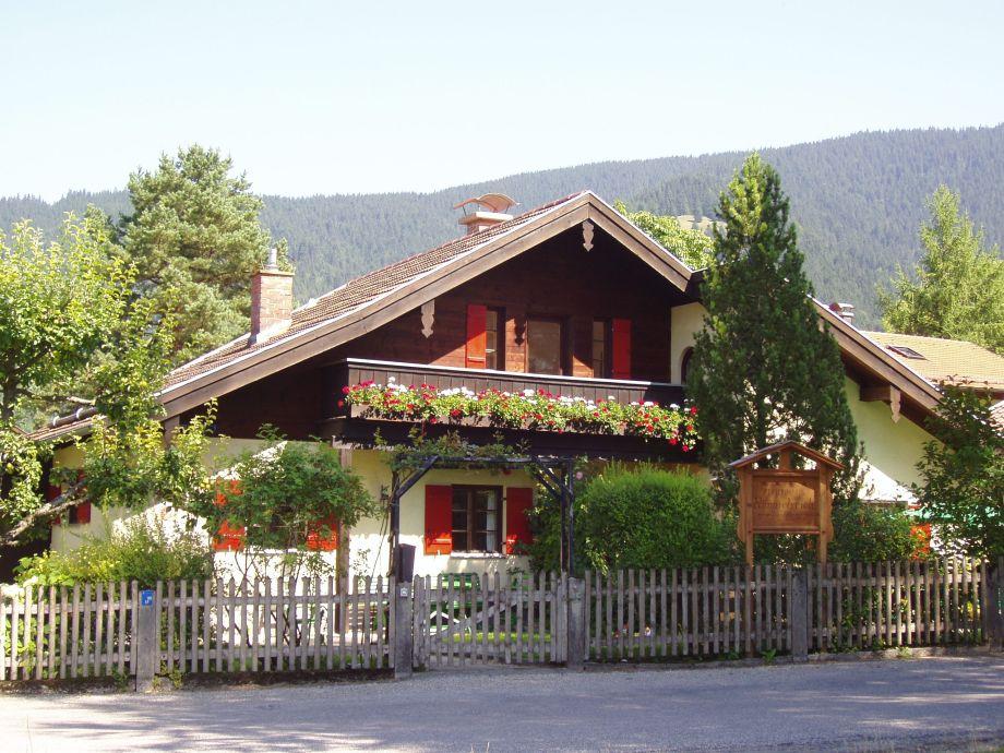 Ferienhaus Haus Himmelreich im Sommer