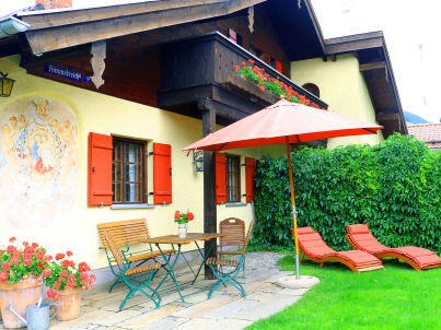 "Holiday home ""Haus Himmelreich"""