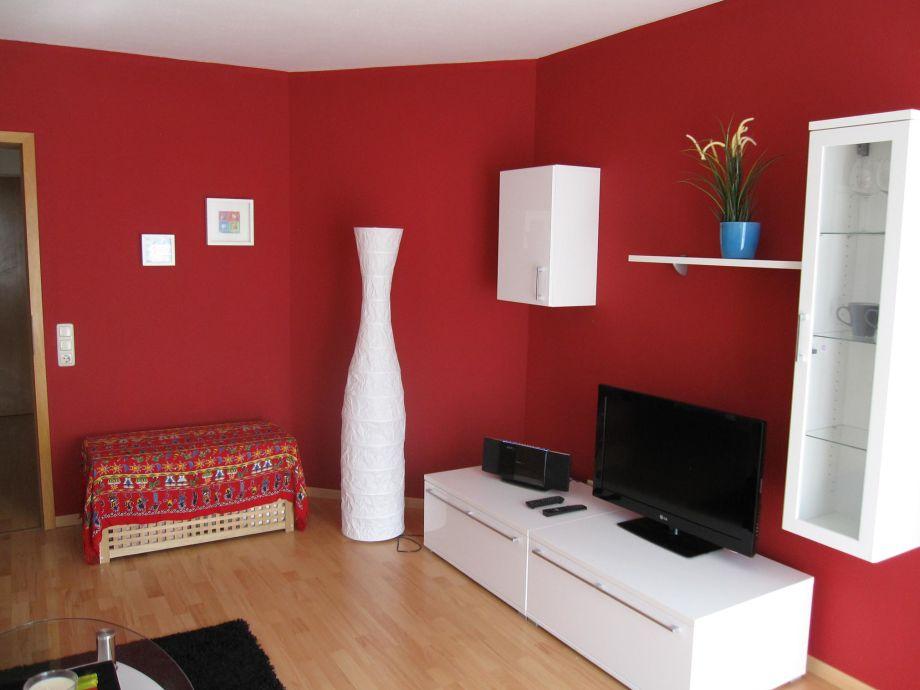 Wohnschlafzimmer mit Sideboard