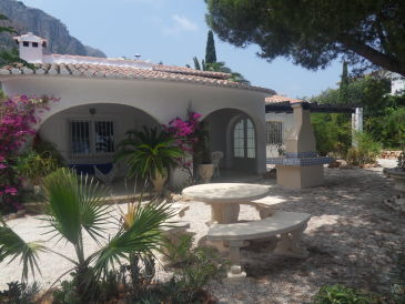 Bungalow La Romantica mit Pool und tropischem Garten