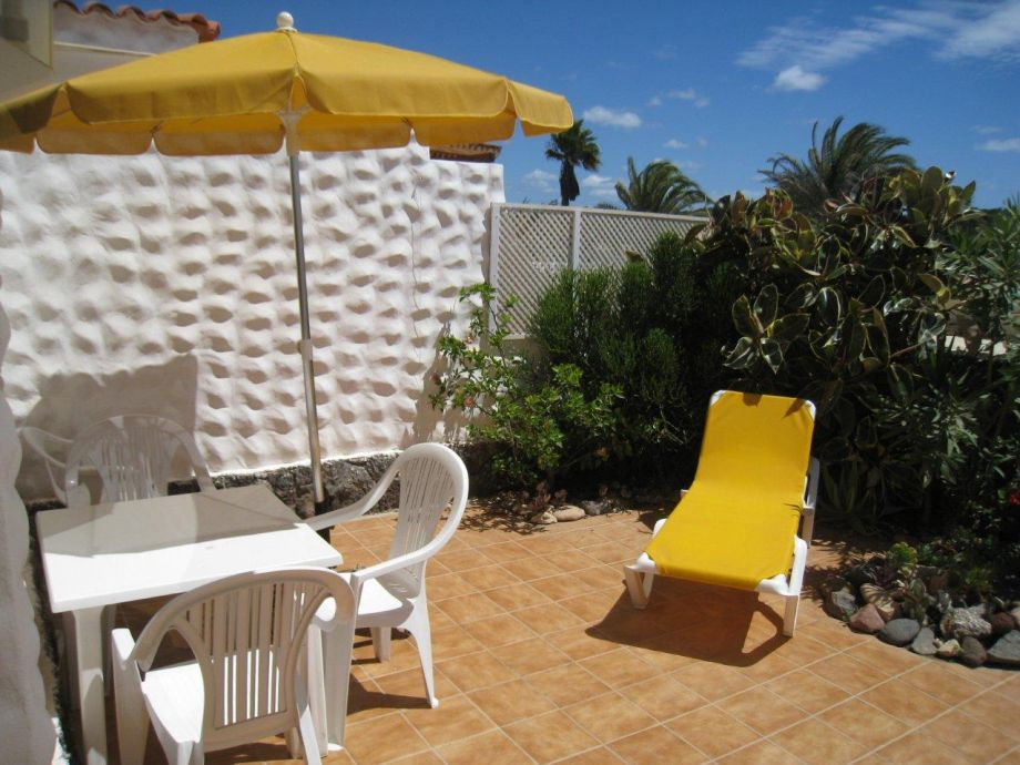 Willkommen in unserem Ferienbungalow an der Costa Calma