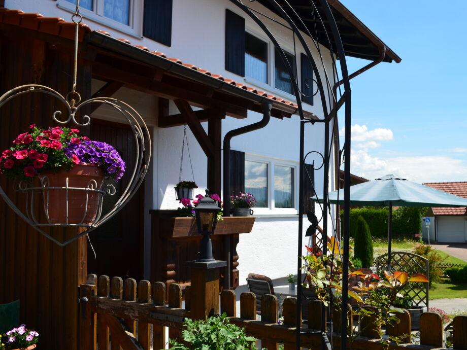 """Ferienhaus """"Beim Brugger"""" Südseite"""