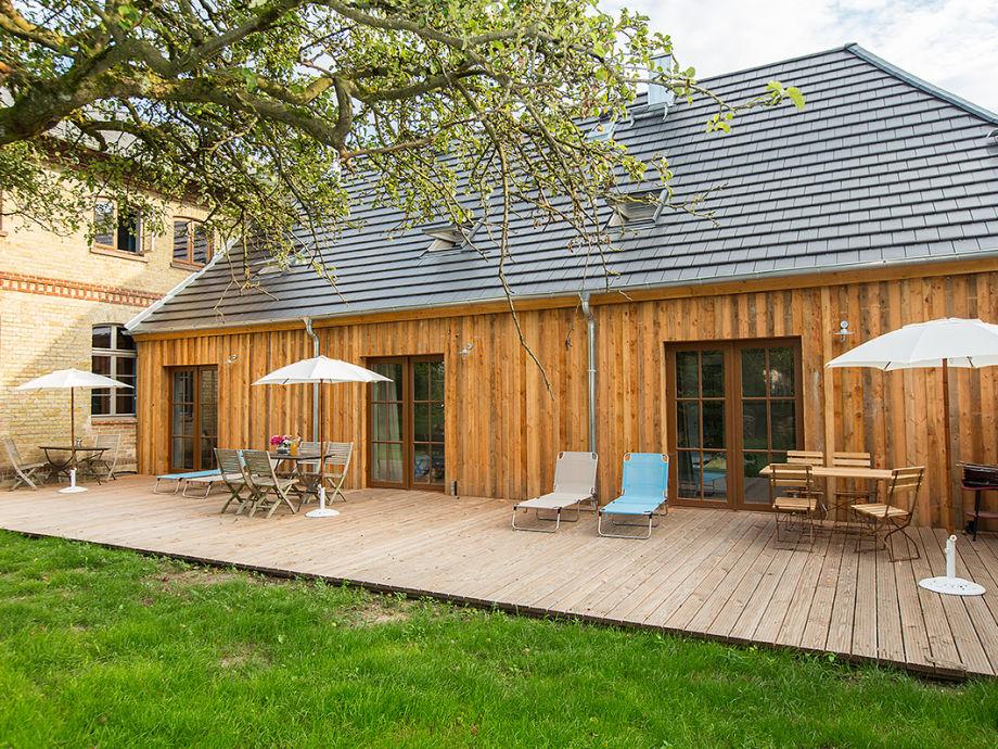 Terrasse Altes Küchenhaus