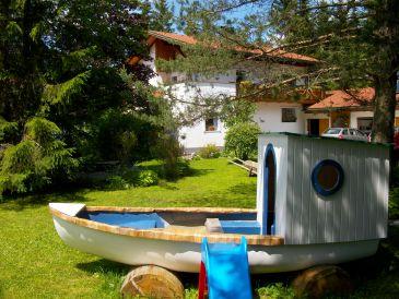 Ferienwohnung Haus Moll am Haldensee