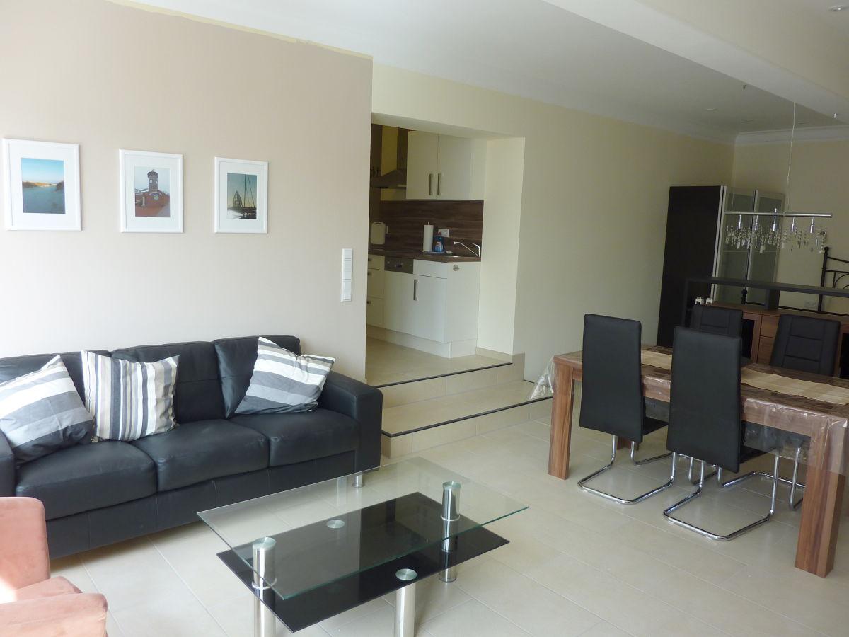 Ferienwohnung 2 kalkuhl ostfriesische inseln juist for 55 qm wohnzimmer