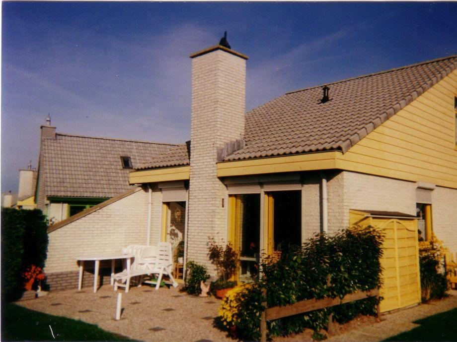 Haus mit Südterrasse