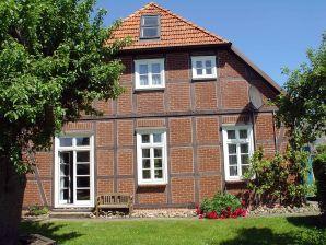 Luxus-Ferienhaus an der Elbe