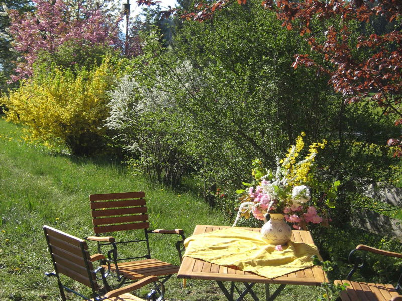 """Holiday apartment """"Sternenhimmel"""" in the Allgäu holiday house."""