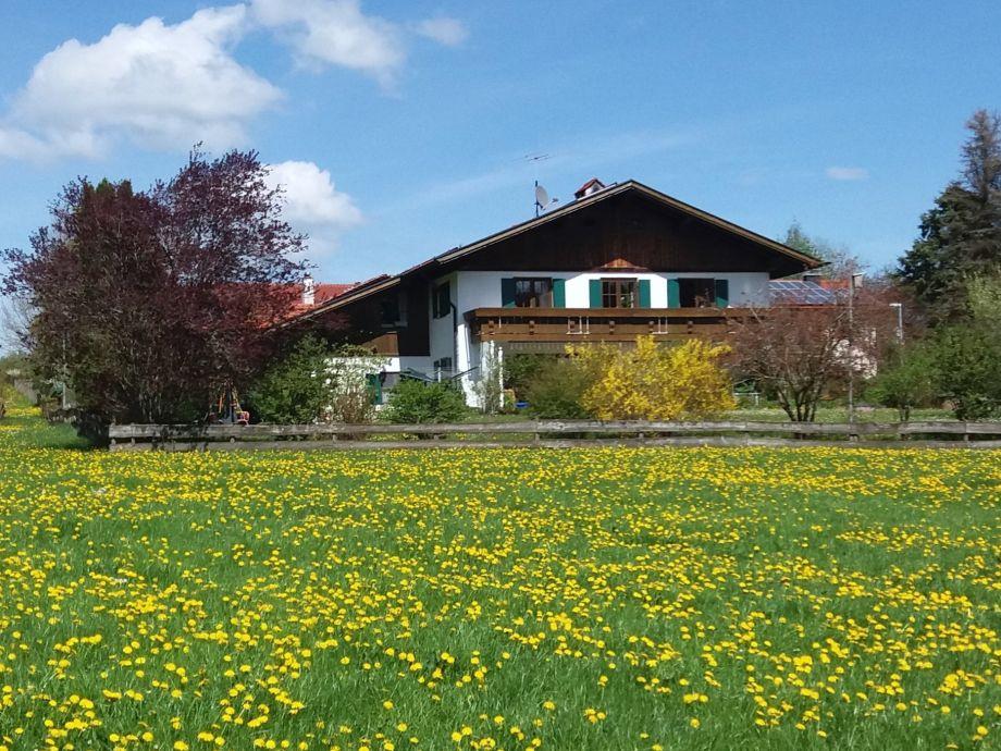Ferienhaus Allgäu Südseite