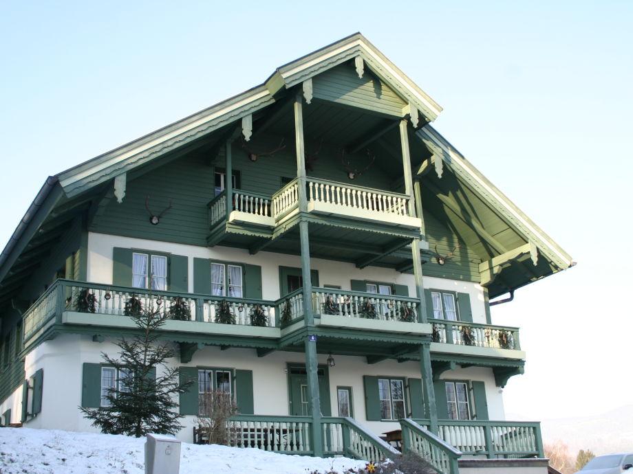Forsthaus Kiendl (front, apartment 1st floor)
