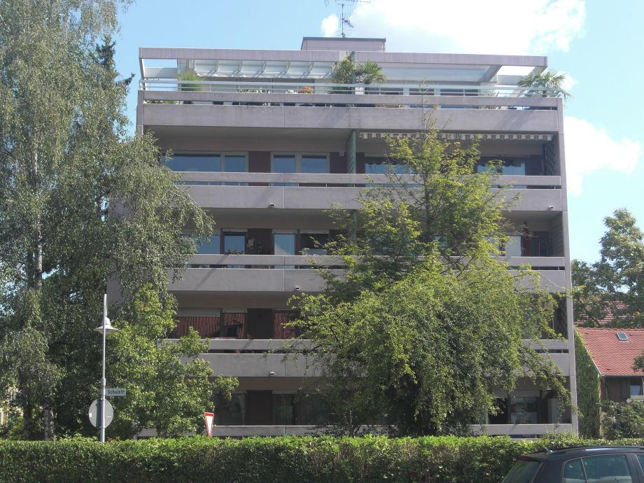 ferienwohnung graf/streich, bodensee - herr rolf streich - Geraumige Penthouse Wohnung Traumblick Stadt
