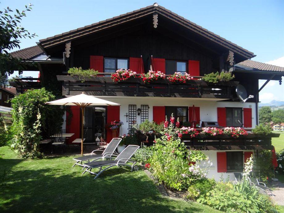 Haus Schmidbauer Süd-Ansicht