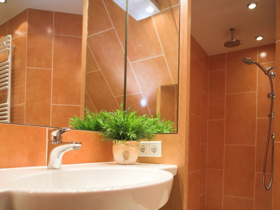 Dusche Unterm Dach : Dusche unterm Dach