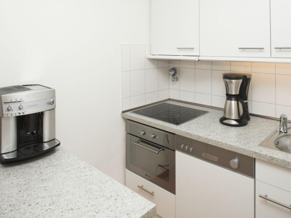 Apartment strandnest sylt nordsee nordfriesland for Komplette küche