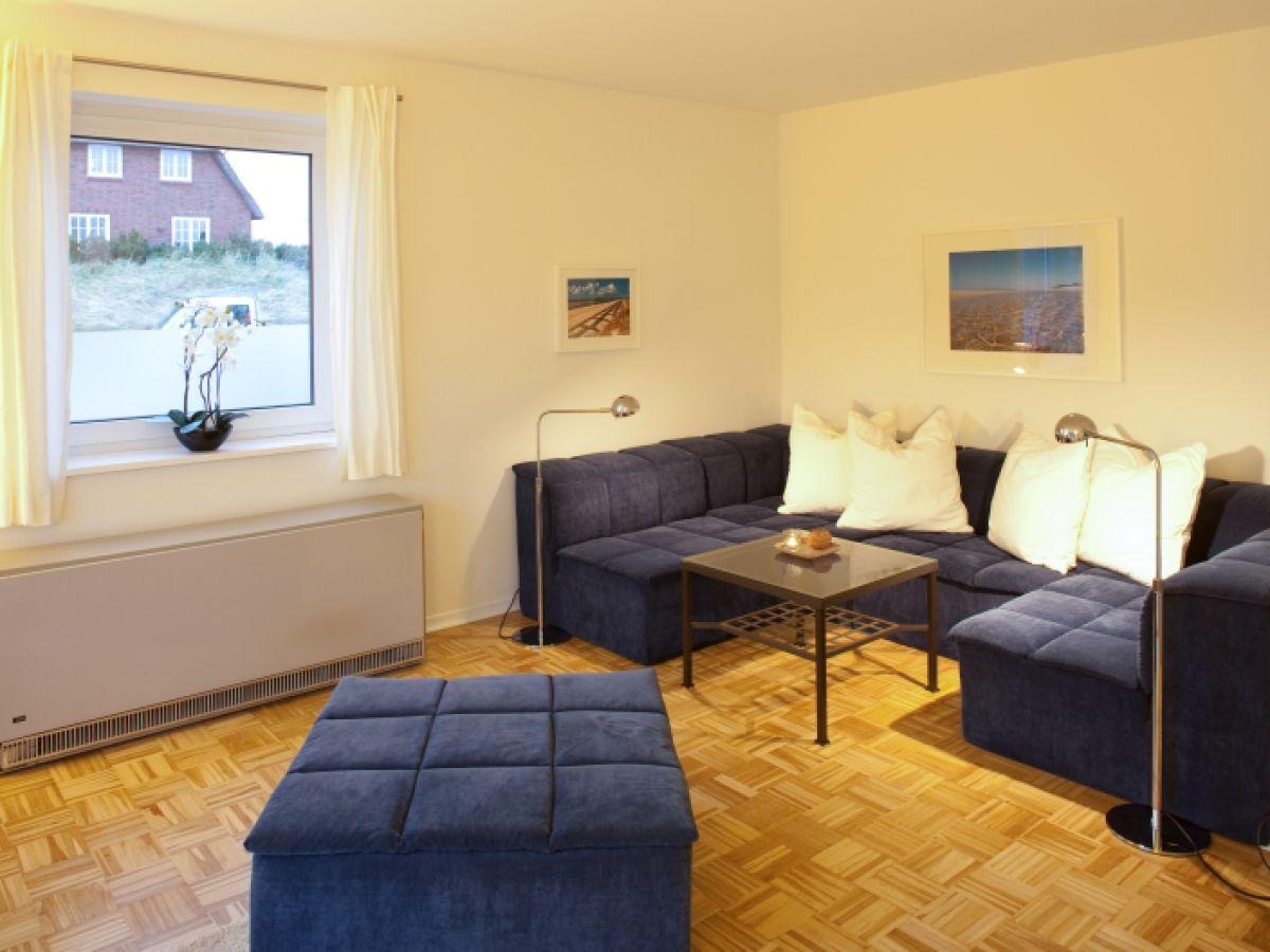 Apartment blomquist sylt nordsee nordfriesland schleswig holstein firma - Sitzecke wohnzimmer ...