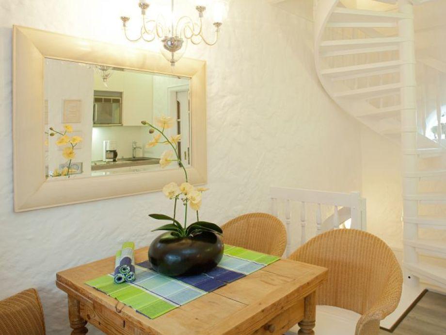 Küchenpantry ferienhaus robin nordsee nordfriesland nordfriesische inseln