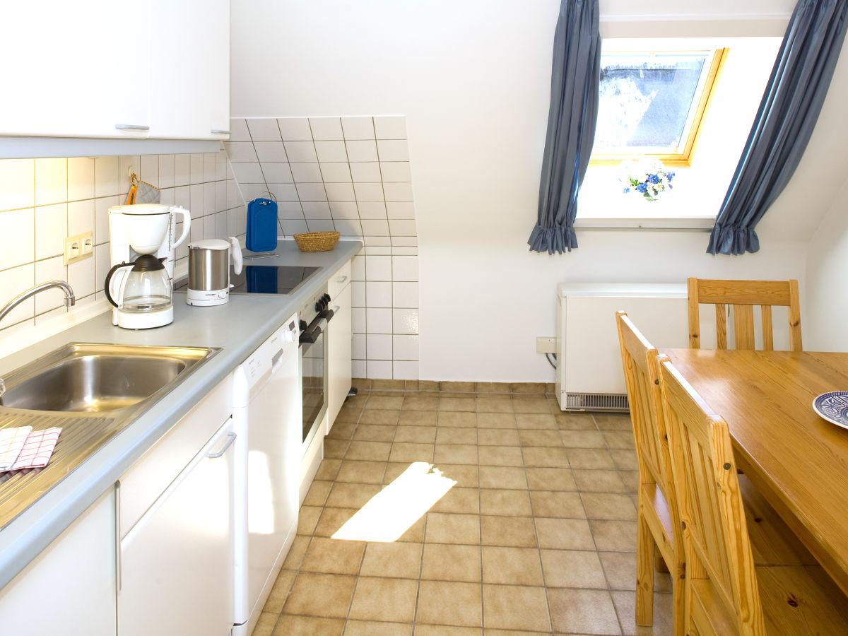 Apartment pelle sylt nordsee nordfriesland schleswig for Komplette küche