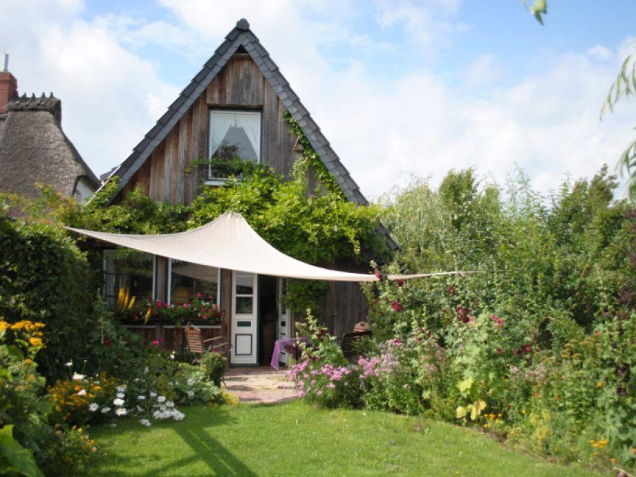 Ferienhaus das kleine landhaus ostsee schlei frau anke - Kleines sonnensegel ...
