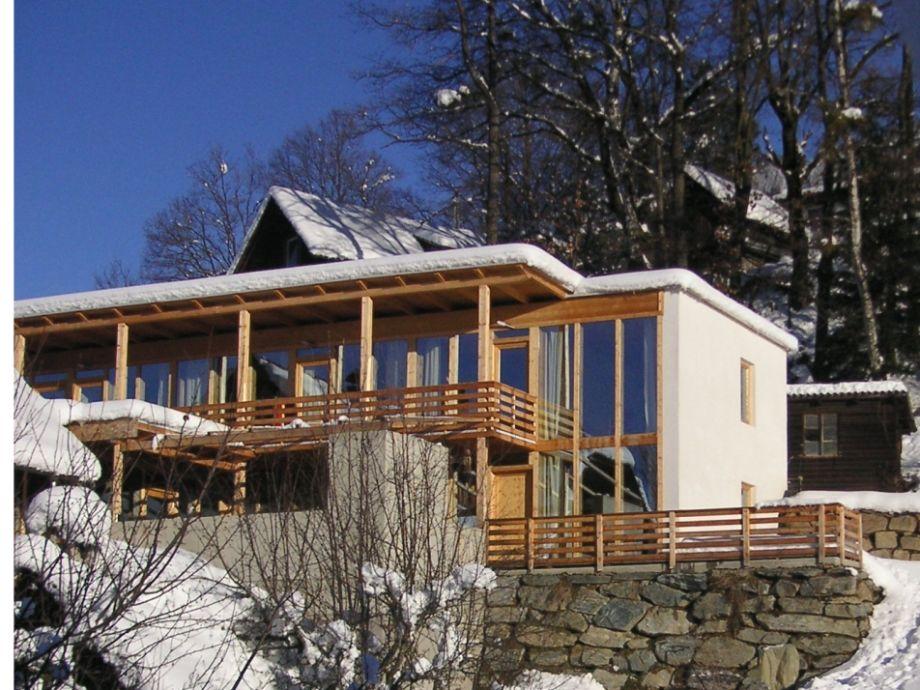 Forstbauer im Winterkleid