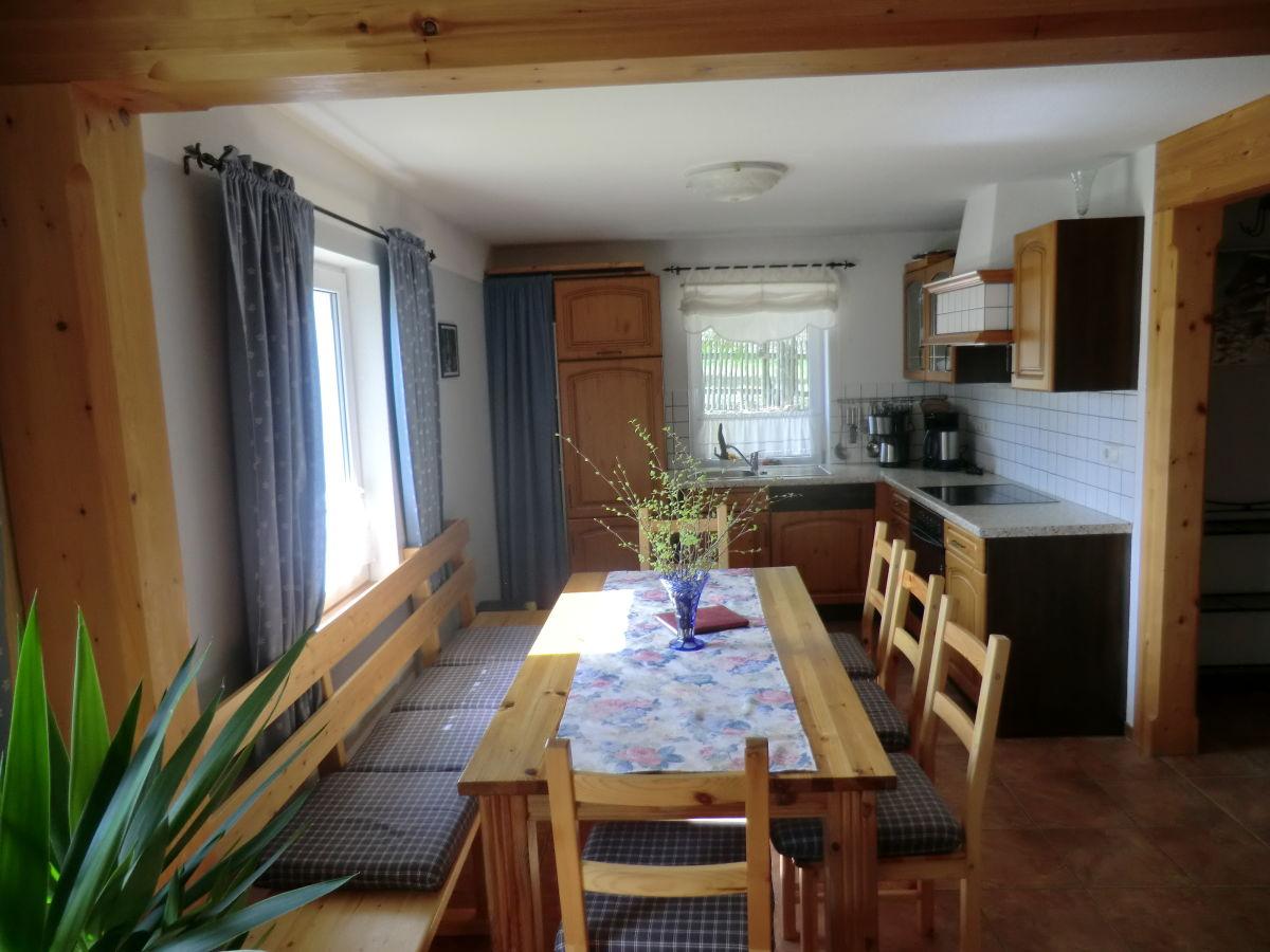 Ferienhaus irena vogtland frau irena gerber for Wohnzimmer mit esstisch