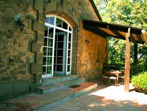 Altes Cave Ferienhaus im Schloss Hermitage de Combas