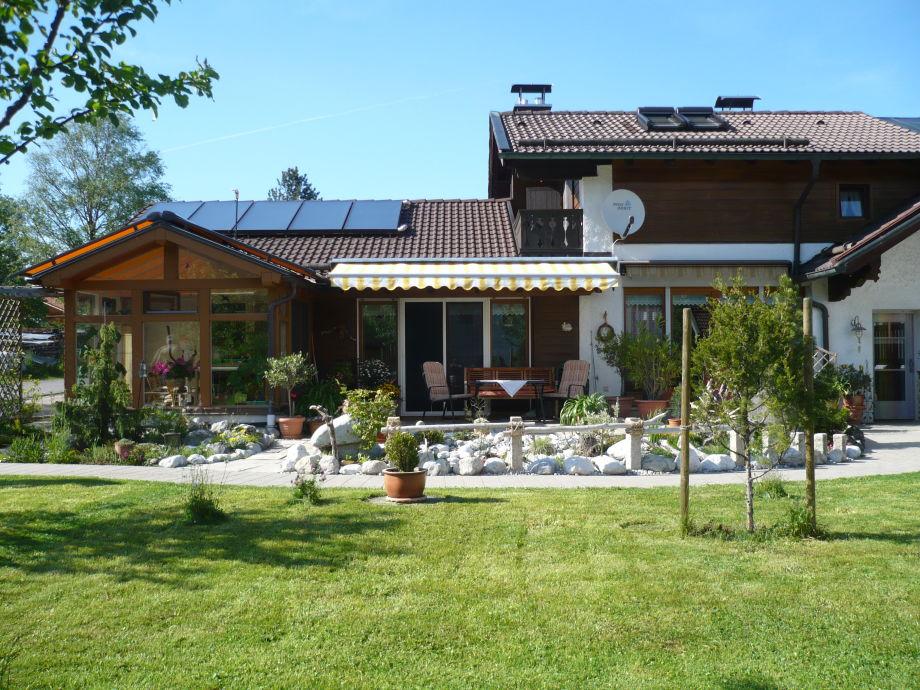Haus Dürheim - Gartenansicht
