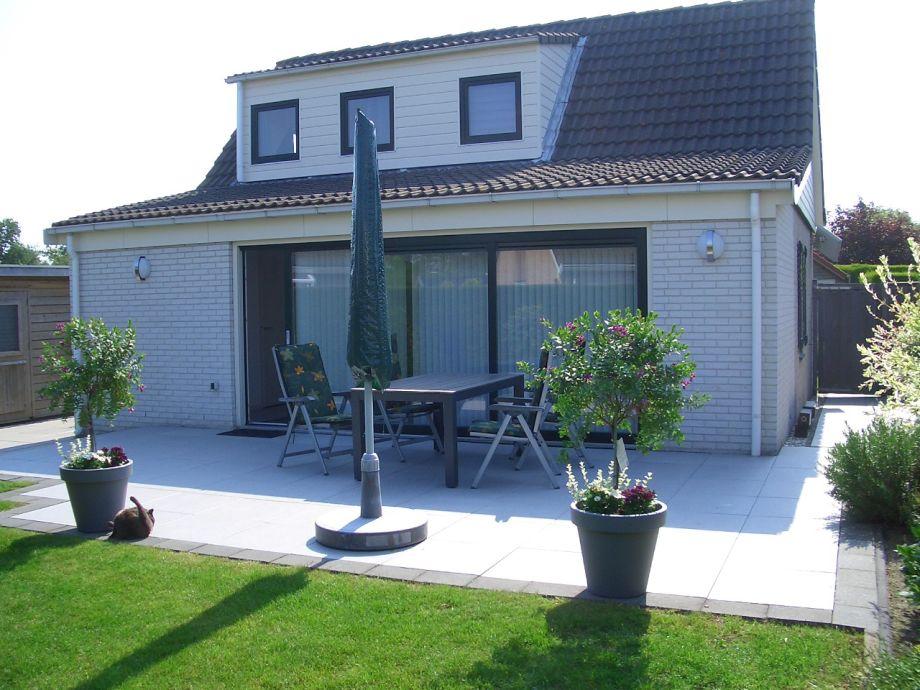 ca. 40 m² Sonnen-Terrasse