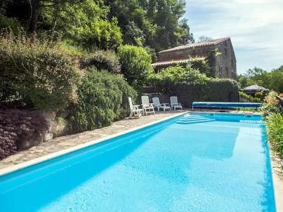 La Bergerie mit Pool