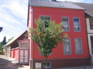 Ferienwohnung Stadthaus Malchow