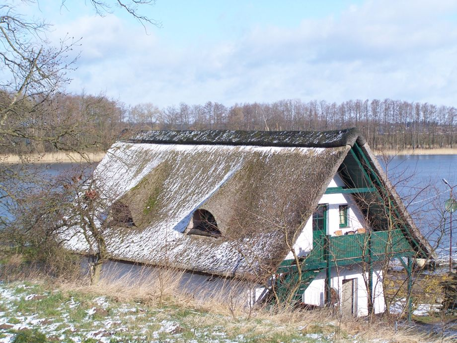 "Haus ""Rohrdach"" am Plauer See"