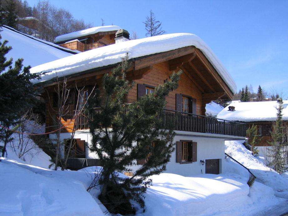 Michelhus im Winterkleid