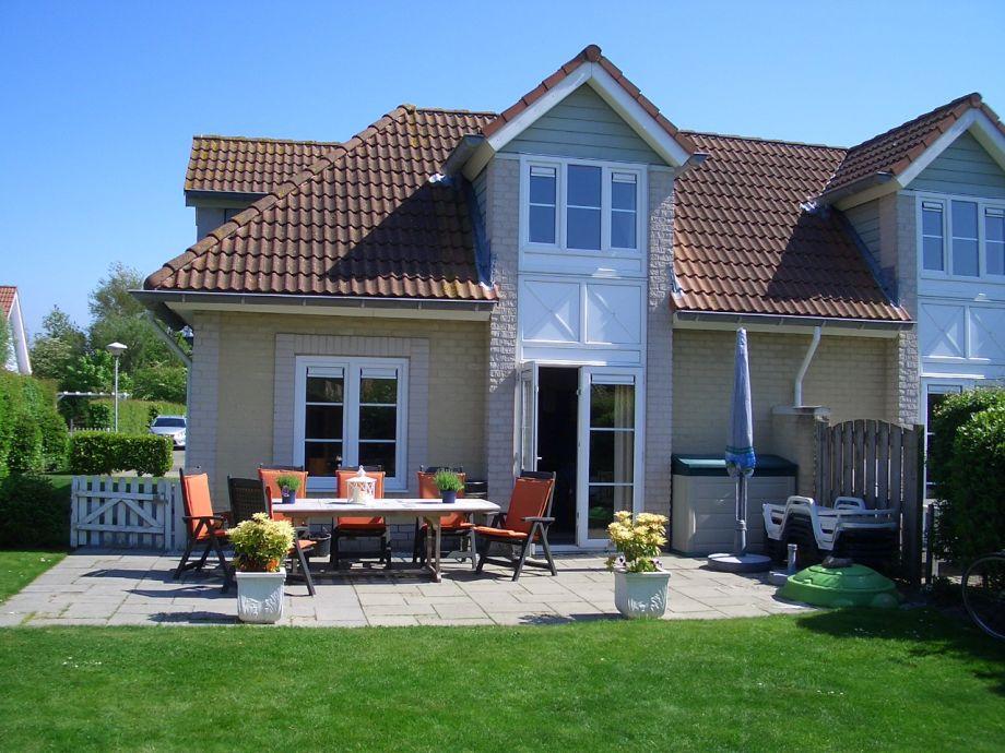 Villa Duinpan 22 am Meer in De Banjaard, Zeeland Noord-Beveland ...