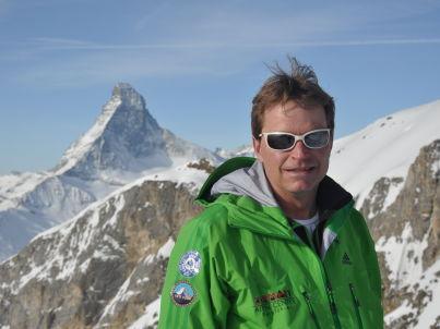 Ihr Gastgeber Andreas Perren