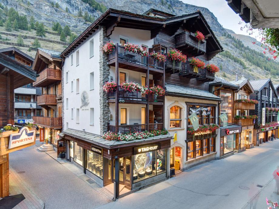 Chalet Alpine Lodge Sommer