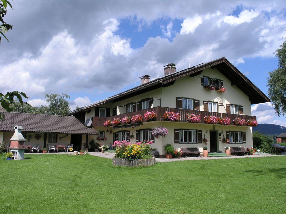 Außenaufnahme Gästehaus Scheil