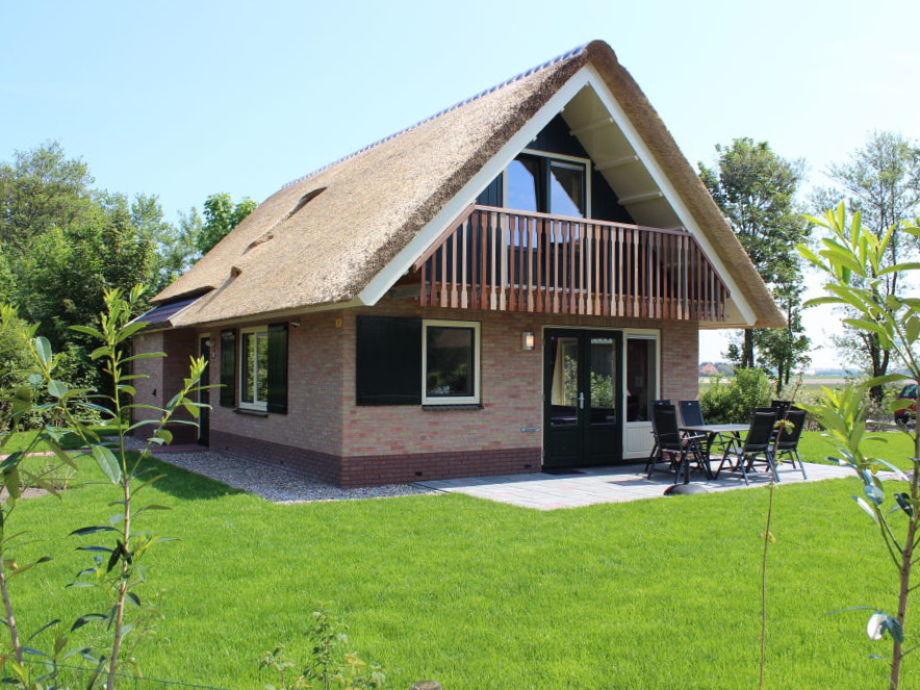 Außenansicht des Ferienhaus Texel Eldorado