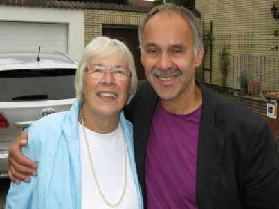 Ihr Gastgeber Uwe und Ulla Flägel